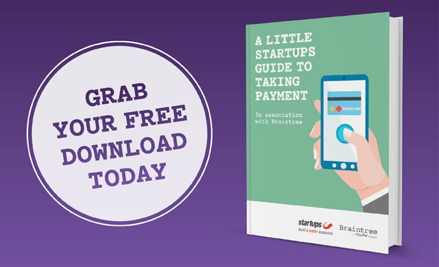 Little Startups Guide to taking payment