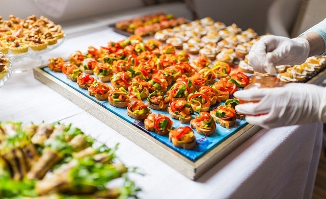 catering company