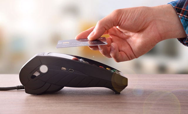 Credit card processing & transaction costs
