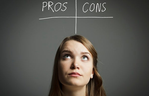 Pros and cons of AIM