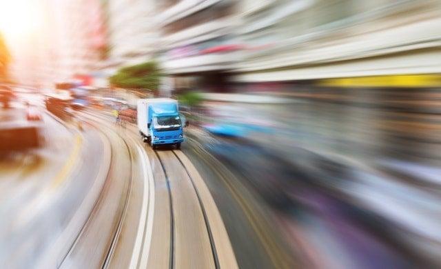 Van-driving