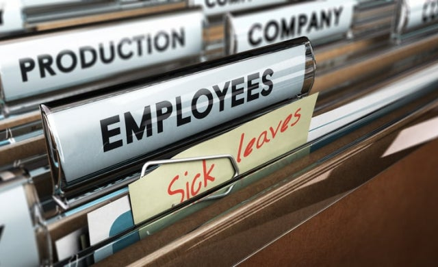 Managing sickness absence