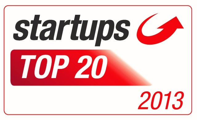 Startups unveils index of Top 20 businesses launched in 2013