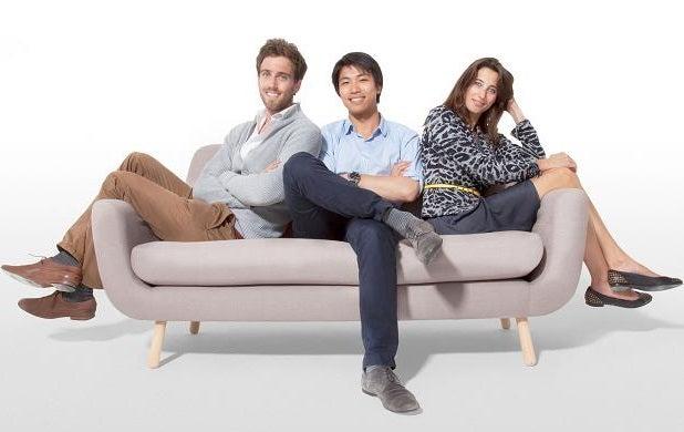 Made.com: Julien Callede, Ning Li and Chloe Macintosh