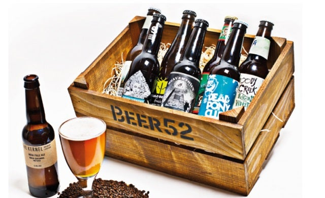 Craft beer club Beer52 raises £100,000 through Angels Den crowdfunding platform