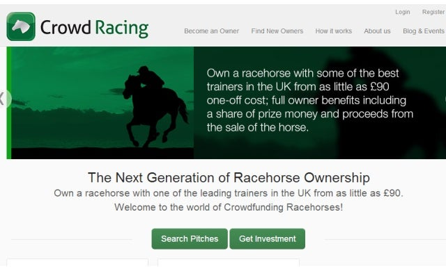 Crowdfunding first as platform offering shares in racehorses launches