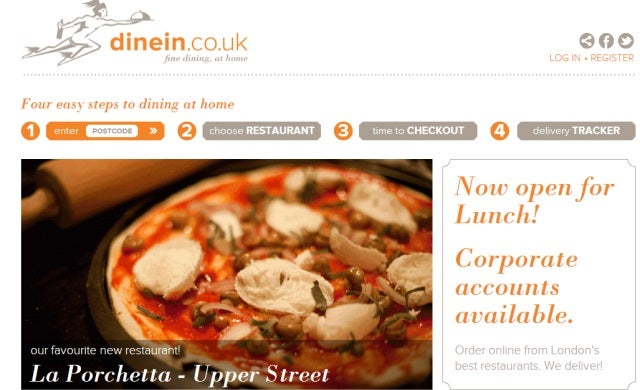 Gourmet Food Delivery Service London