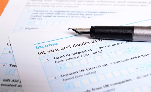 Dividends tax explained