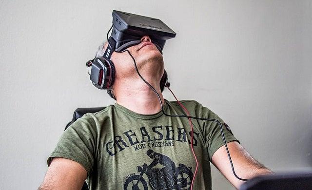 Business ideas for 2014: Oculus Rift game development