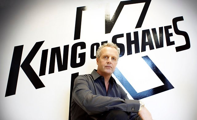 Will King entrepreneur King of Shaves