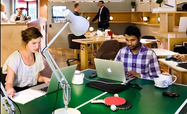 Business ideas for 2014: Regional coworking space