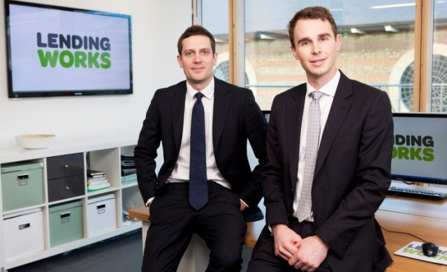 Lending Works closes £3.5m seed round led by financial services entrepreneur David Kyte