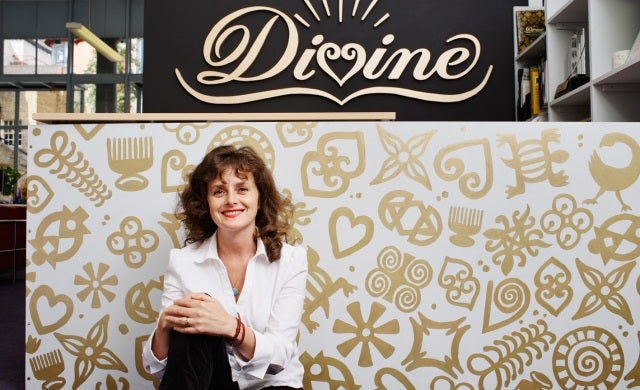 How I grew social enterprise Divine Chocolate through exports