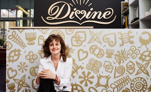 How I grew social enterprise Divine Chocolate through exports