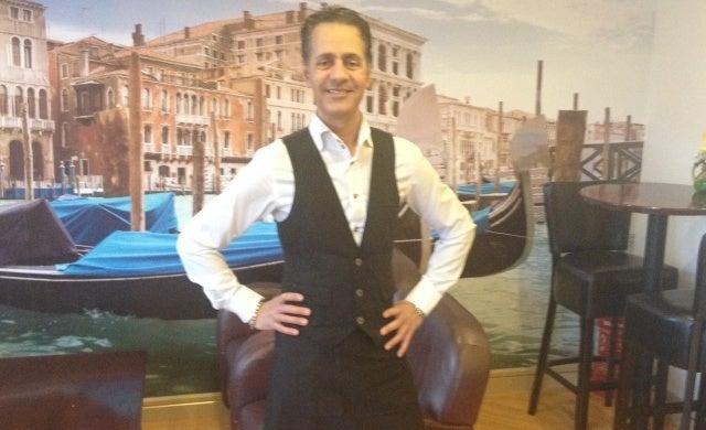 Caffe Venecia: Avtar Singh