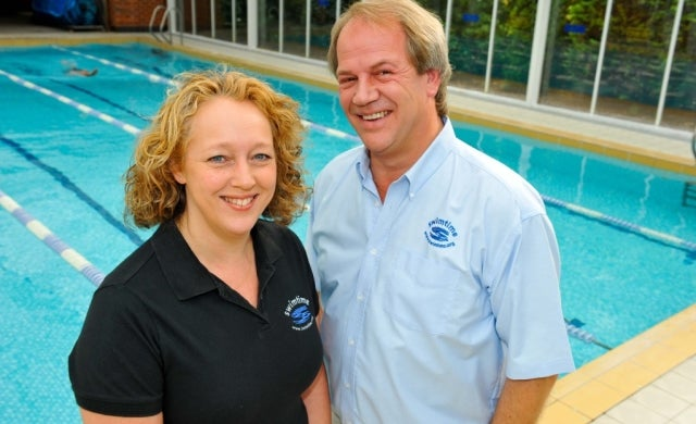 Swim school franchise urges new recruits to dive in