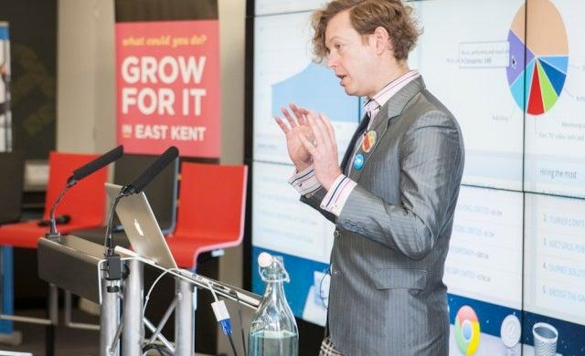 East Kent hailed as next hub for tech and digital entrepreneurs
