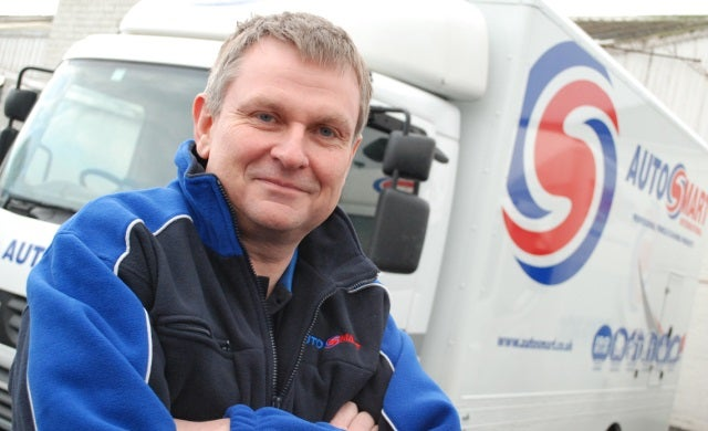 Autosmart revs up growth with new Scotland franchisee