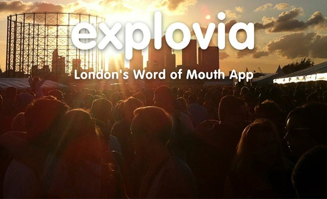Tech Pitch: Explovia