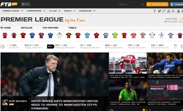 Global football network FTBpro raises $18m to launch platform across South East Asia