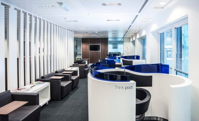 Regus announces new business centres in Euston and Fenchurch Street