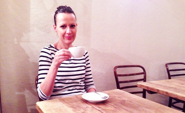 Hoxton North Coffee: Victoria Bosworth