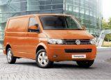 The medium-sized business van: VW Transporter