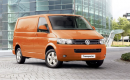 The medium-sized business van: VW Transporter