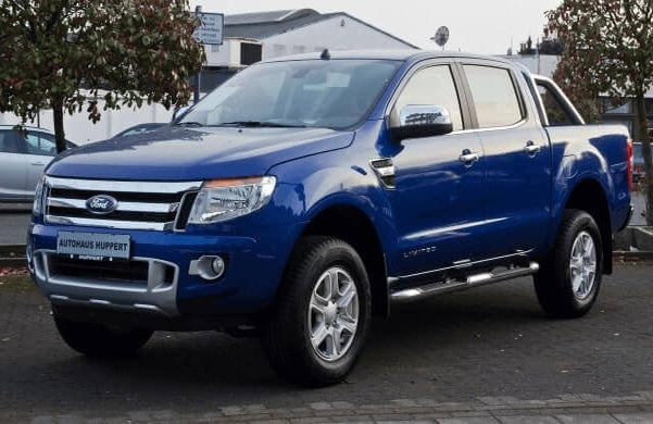 The workhorse pick-up truck: Ford Ranger