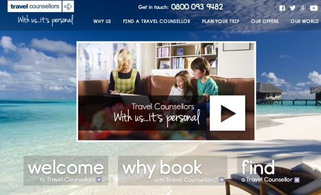 Independent travel chain Travel Counsellors to host live franchise webcast