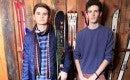 Young entrepreneurs: Ed Hardy and Kit Logan, Edge