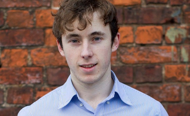 Young entrepreneurs: Oliver Murphy, Reviveaphone
