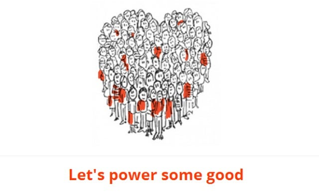 Crowdfunding platform for start-ups that 'power good' launches