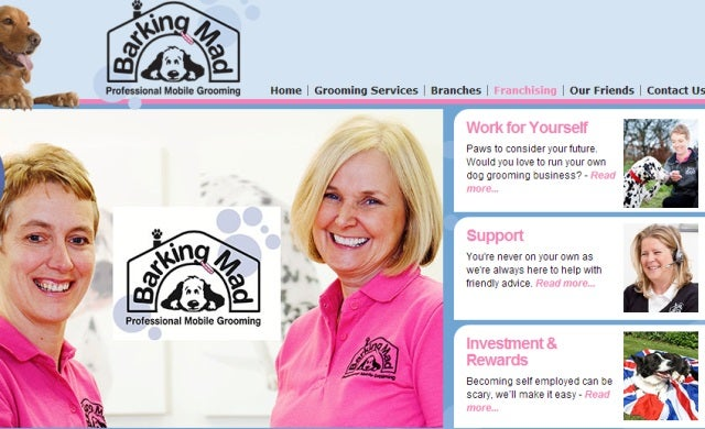 Barking Mad welcomes first franchisee to new mobile dog grooming venture