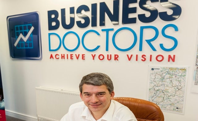 Business Doctors expands its support services with new Wirral office
