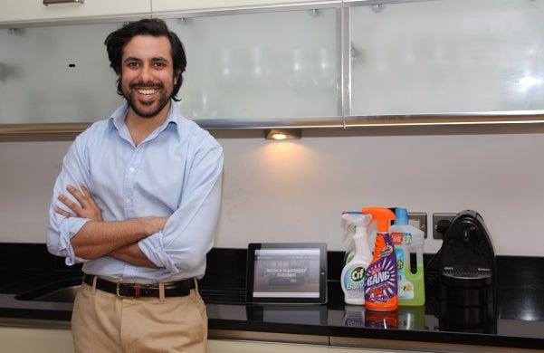 Startups Just Started Housekeep Avin Rabheru