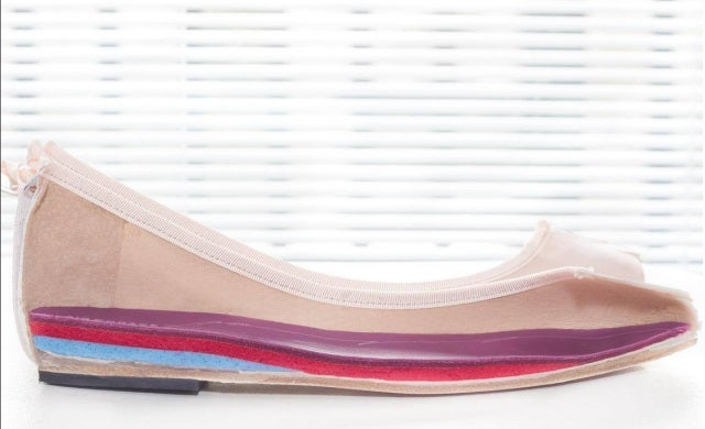 """""""Air footbed"""" shoe business scoops £150,000 Worth Foundation Fund prize"""