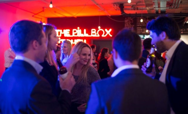 Workspace launches 'The Pill Box' shared space for creative and digital businesses