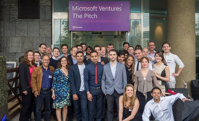 Microsoft announces key partnerships in pledge to support tech start-ups