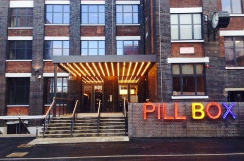 Workspace launches The Pill Box shared space for creative and digital businesses