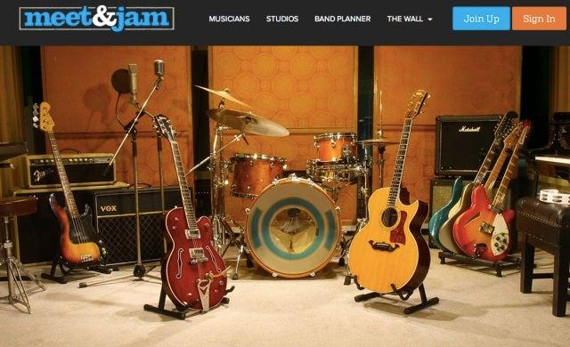 Tech Pitch: Meet and Jam