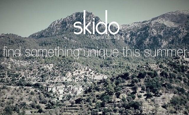 Skido: Patrick Blanshard and Archie Kevill