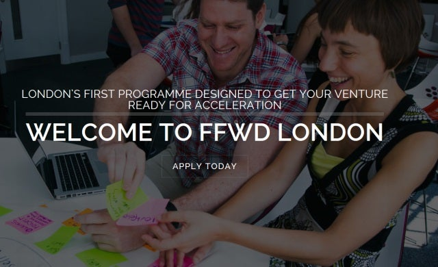 """World's first"" pre-accelerator programme launches to support London tech entrepreneurs"