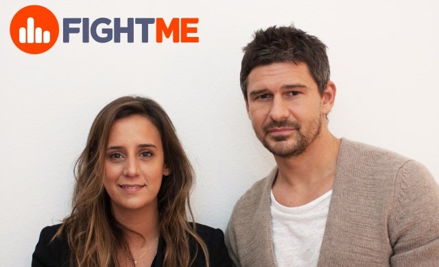 Tech Pitch: FightMe.com