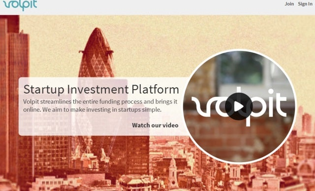 FCA-regulated crowdfunding platform Volpit launches