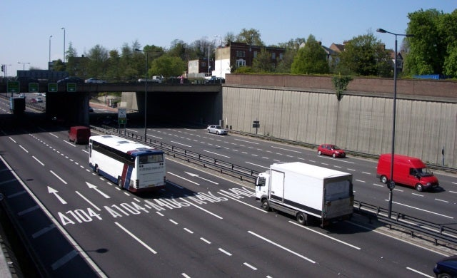 One third of Britain's commercial drivers uninsured for business mileage