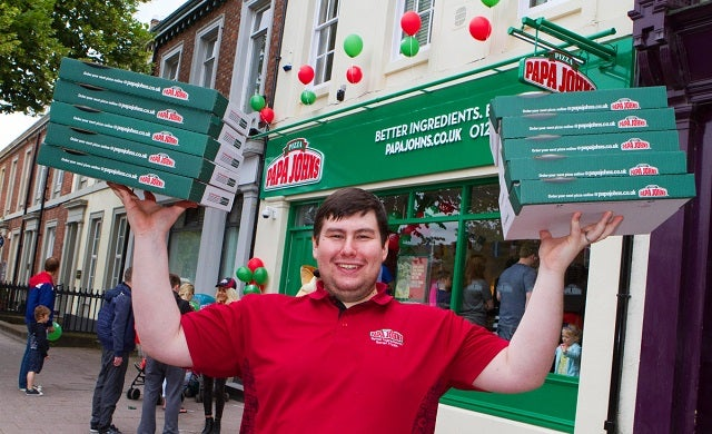 Papa John's further extends its reach with latest pizza chain opening in Carlisle