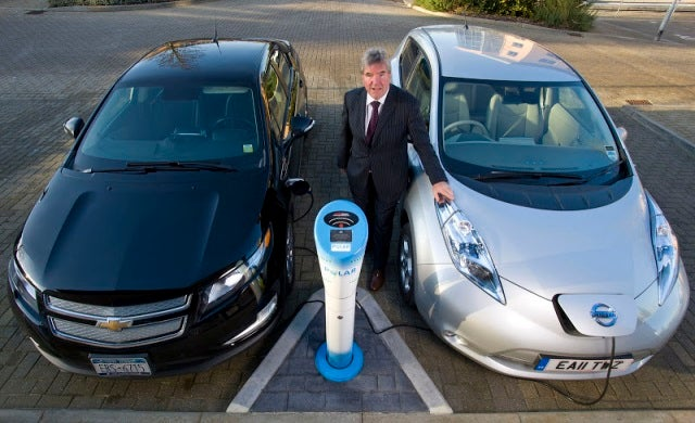 Electric car charger start-up Chargemaster backed by £3m Beringea investment
