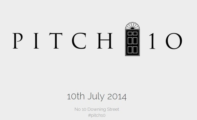 Digital start-ups invited to pitch at No 10 Downing Street