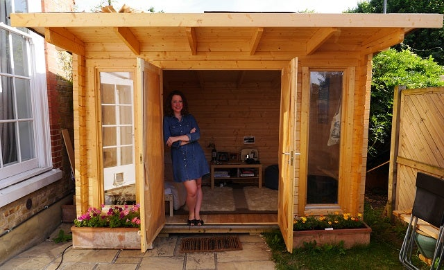 Pip & nut shed